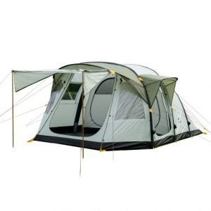 Wormhole 4-6 Man Airpole Tent bacpacks 4u