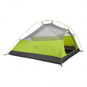 Naturehike cloud up three person tent