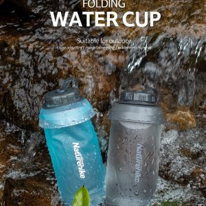 Naturehike 750ml Foldable Water Cup Ultralight TPU Outdoor Water Bottles