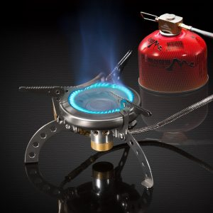 Dazzle tripod high mountain stove(XD-1)