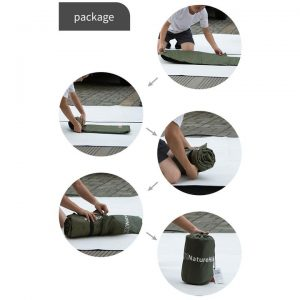 Naturehike Outdoor Lightweight Polyester Camping Foam Mattress NH15Q002-D